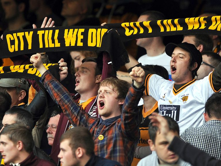 Many Hull fans are against the name change.