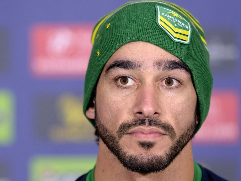 Johnathan Thurston: Has safety fears at Old Trafford