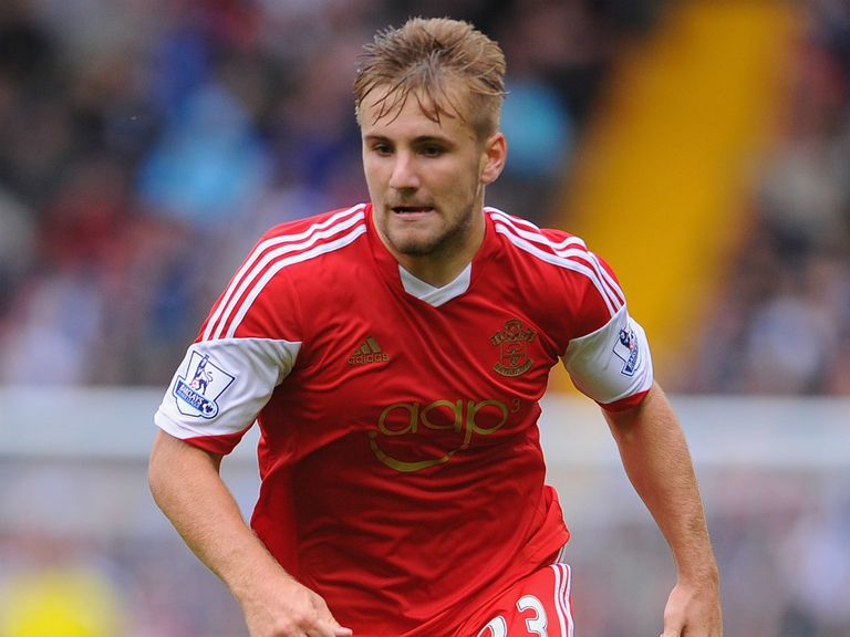 Luke Shaw: Happy to stay at Southampton