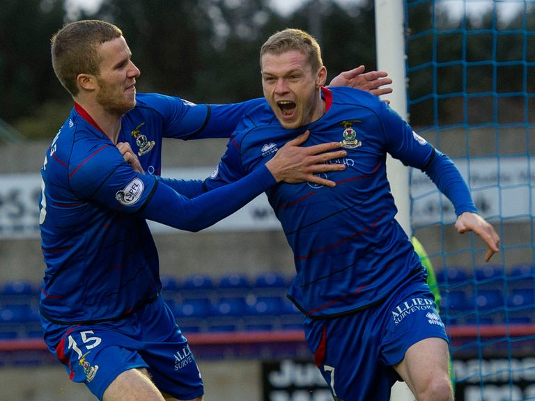 Inverness: Worth backing in the Scottish Cup