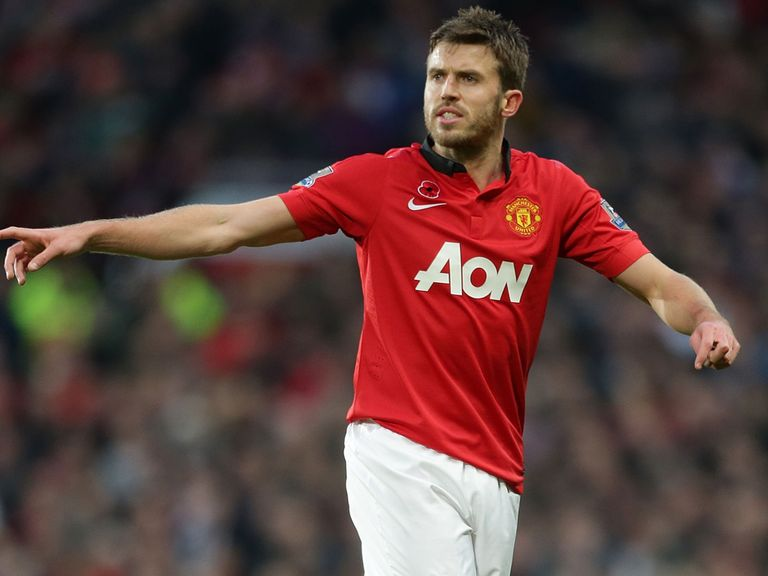 Michael Carrick: Set to return for United