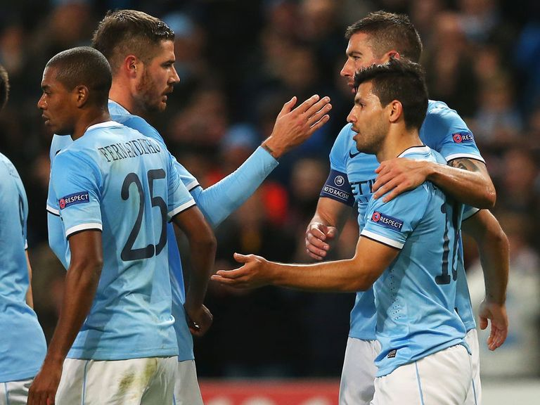 Manchester City can see off Arsenal without conceding