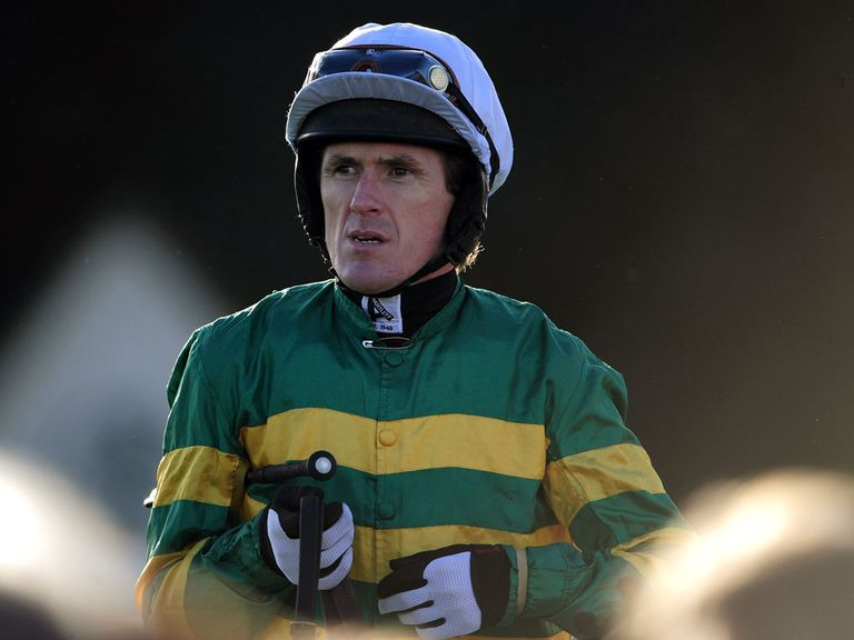 Tony McCoy: Will not be in action on Sunday or Monday