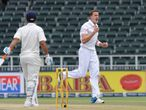 1st Test, Day 2: SA v India