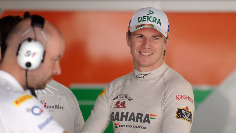 Nico Hulkenberg: Ready for F1's uncertain era
