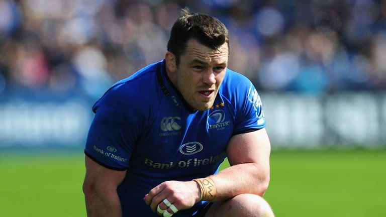 Cian Healy: Could miss Ireland's Six Nations opener against Scotland