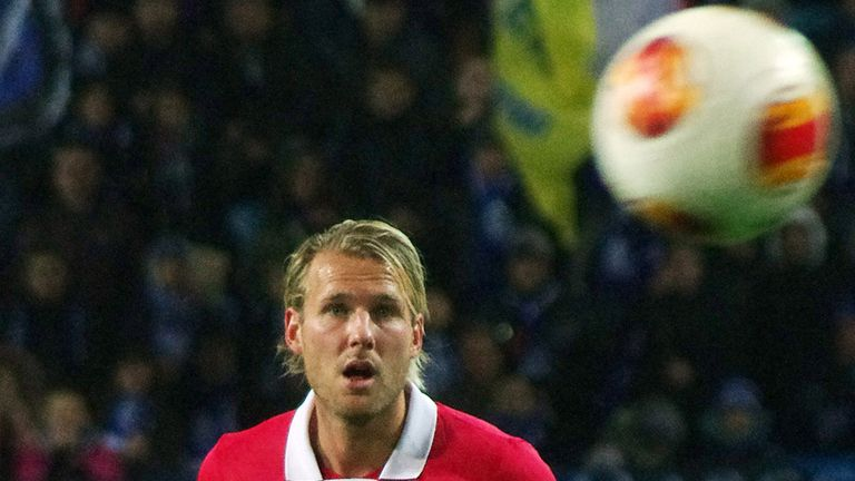 Ola Toivonen: Only brought on for last 15 minutes