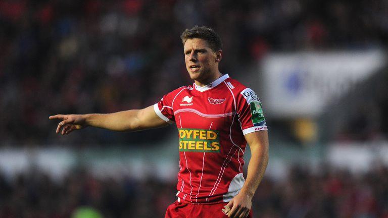 Rhys Priestland: Wales fly-half on Leicester's radar