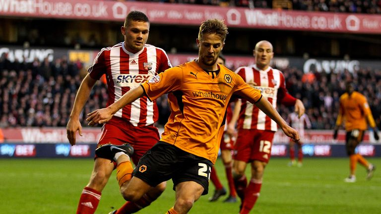 Michael Jacobs: Permanent deal with Wolves