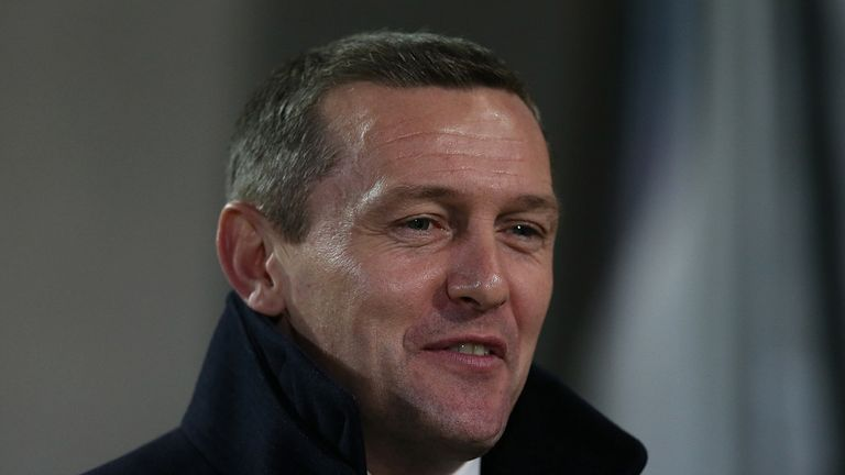Aidy Boothroyd: Happy to have avoided the sack