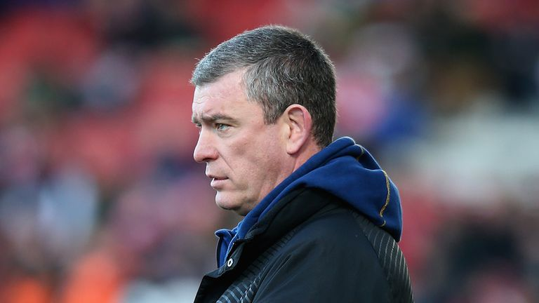 Dean Ryan: Was left very disappointed by Worcester's performance