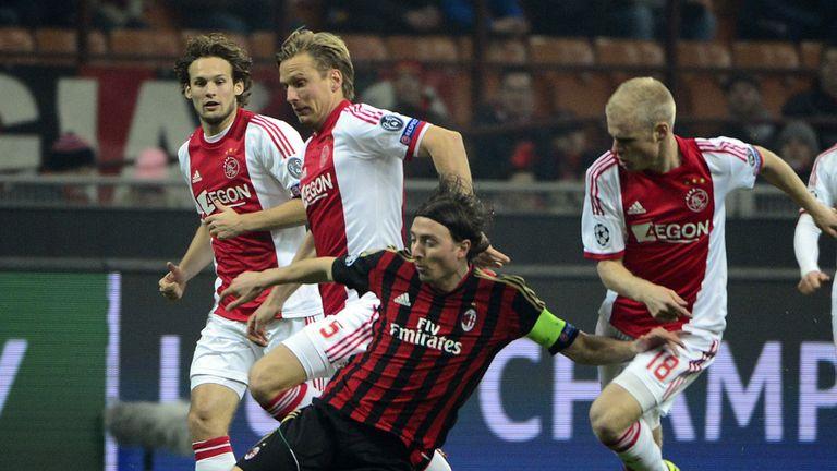 Riccardo Montolivo: Takes a tumble under pressure