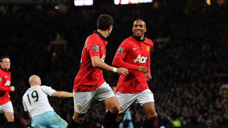 Ashley Young: Out of the shadows for Manchester United, says Kammy.