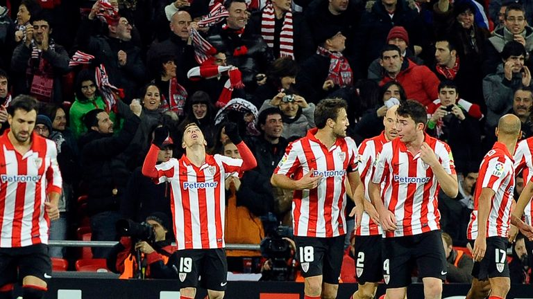 Athletic Bilbao: are they bound for the Champions League?