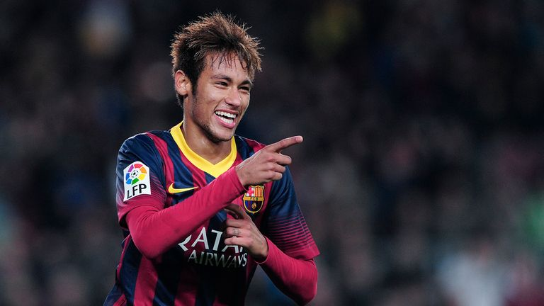 Neymar: Hopes to return for title decider against Atletico Madrid