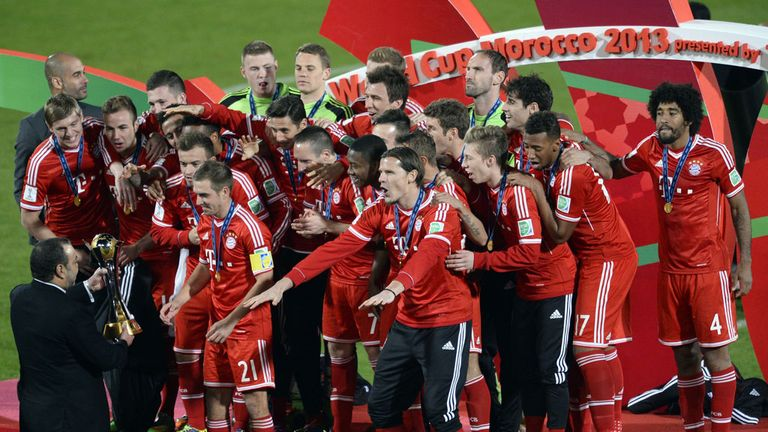 Bayern Munich: Set for more celebrations this season
