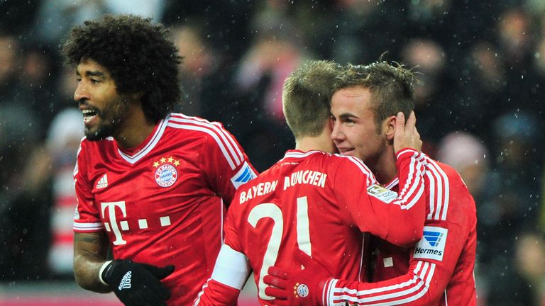 Bayern Munich: Have been almost unstoppable this year