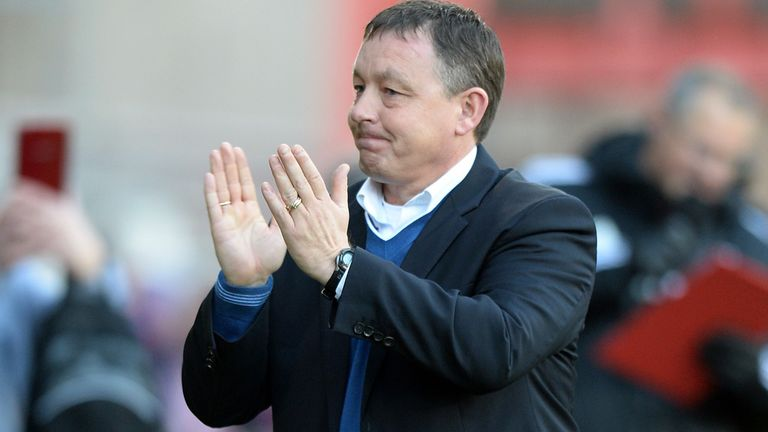 Billy Davies: Looking to make moves in January