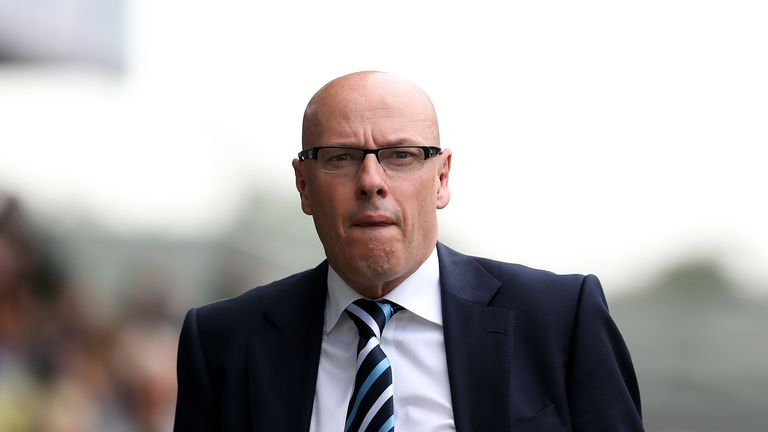 Brian McDermott: Sacked by Leeds United after nine months in charge