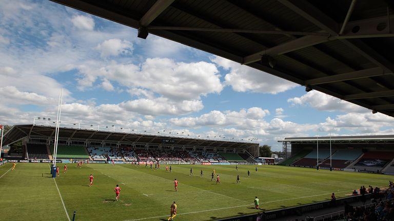 Broncos' groundshare with Harlequins came to an end in September