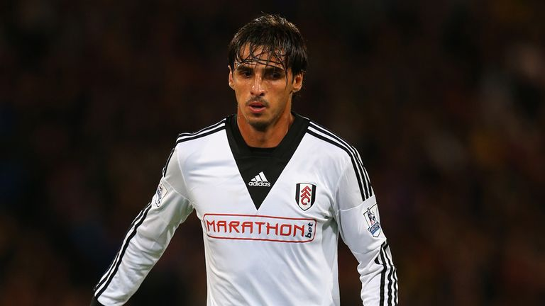 Bryan Ruiz: Linked with move to Real Betis