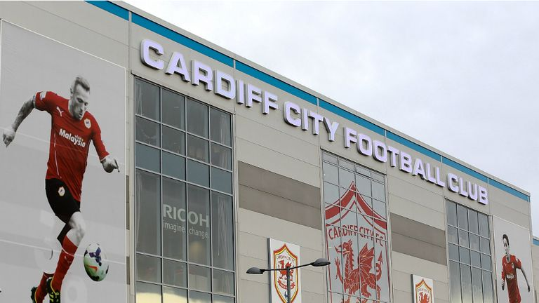 Cardiff City Stadium: Venue for this year's UEFA Super Cup