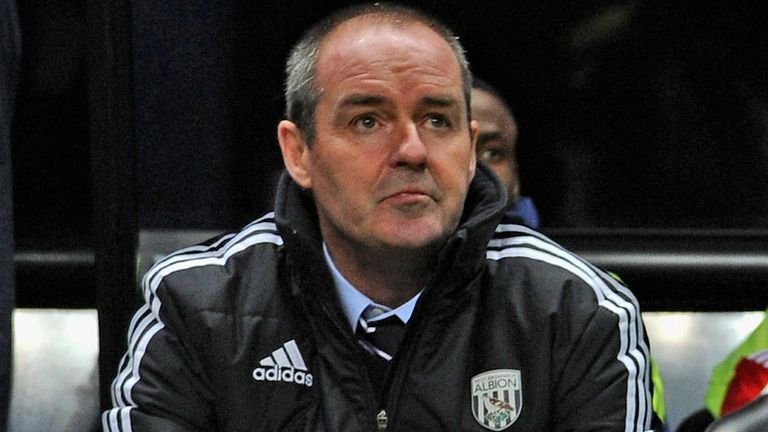 Steve Clarke: West Brom boss admitted his side missed chances against Norwich
