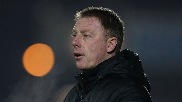Craig Hignett: Back at Middlesbrough