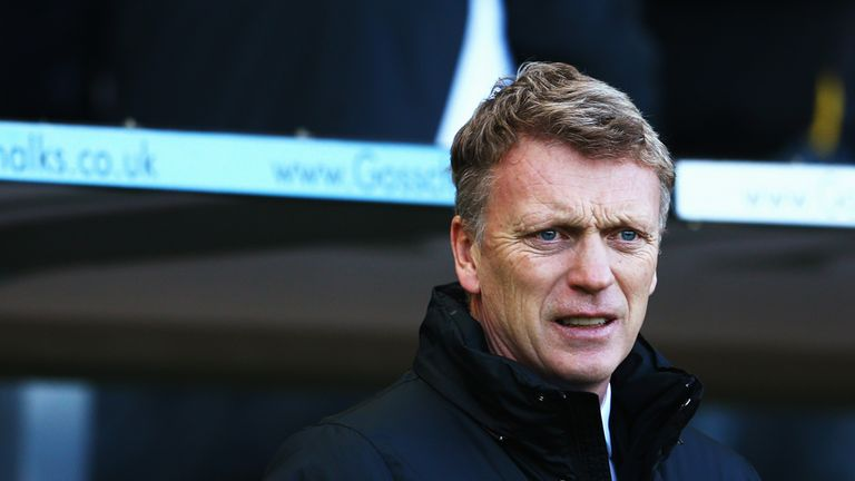 David Moyes: Saw United come back from two goals down