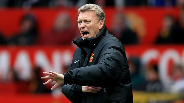 David Moyes: Determined to turn things round at Manchester United