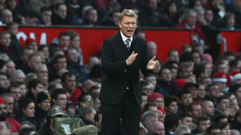 David Moyes: Happy with Manchester United's win