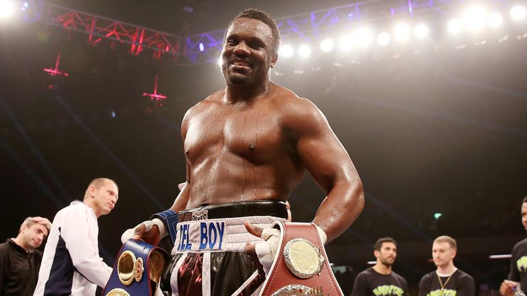 Dereck Chisora: Believes David Price will run rather than fight him
