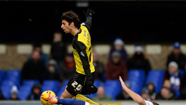 Diego Fabbrini: Makes Siena switch