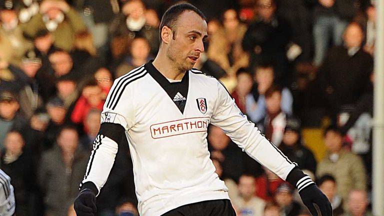 Dimitar Berbatov: Fulham striker impressed against Aston Villa