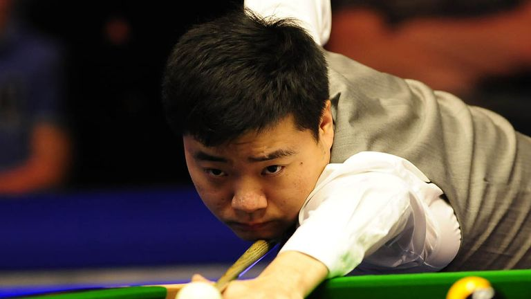 Ding Junhui: Will not be winning a fourth straight ranking title