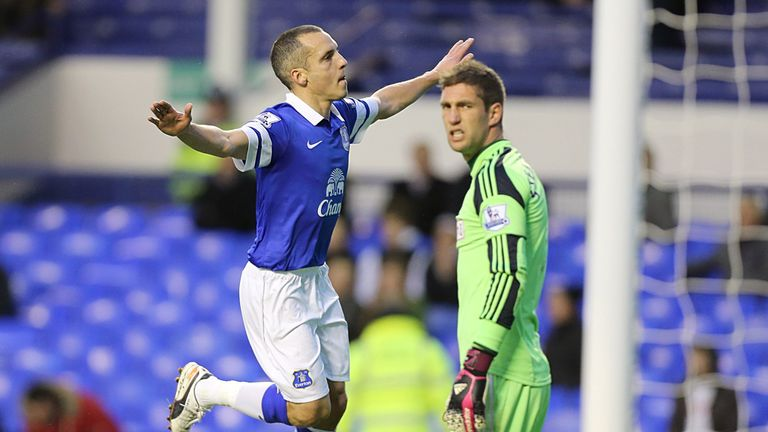 Leon Osman: Should be in England squad, says Martinez