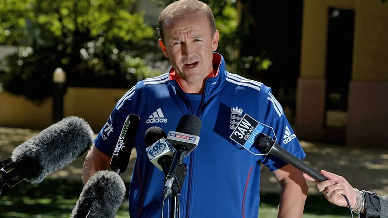 "Andy Flower: Looking for ""more intensity"""