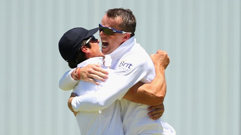 Graeme Swann: Has enjoyed a superb England career