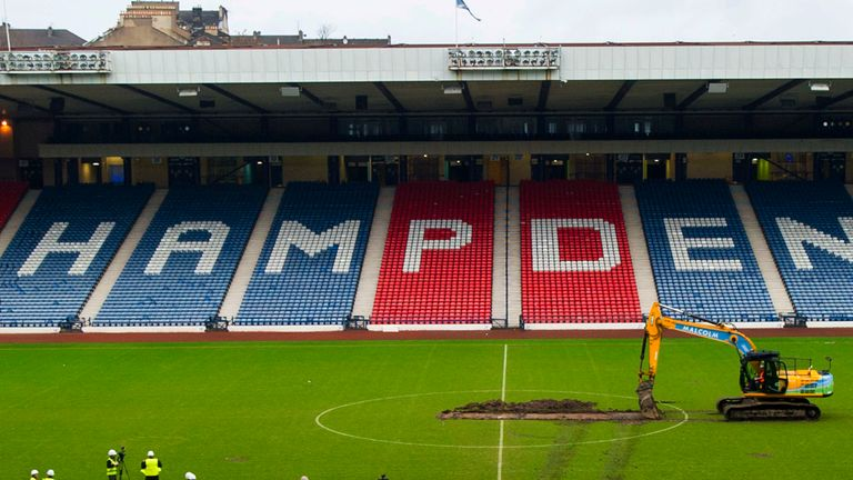 Hampden Park: To host Diamond League meeting