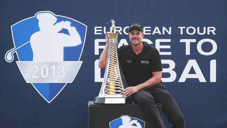 Stenson: Sets major target for 2014