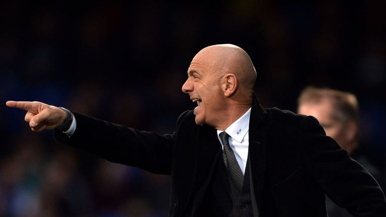 Watford manager Giuseppe Sannino signs Udinese duo