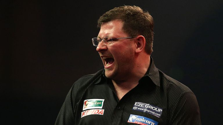 James Wade: Came back from the brink again
