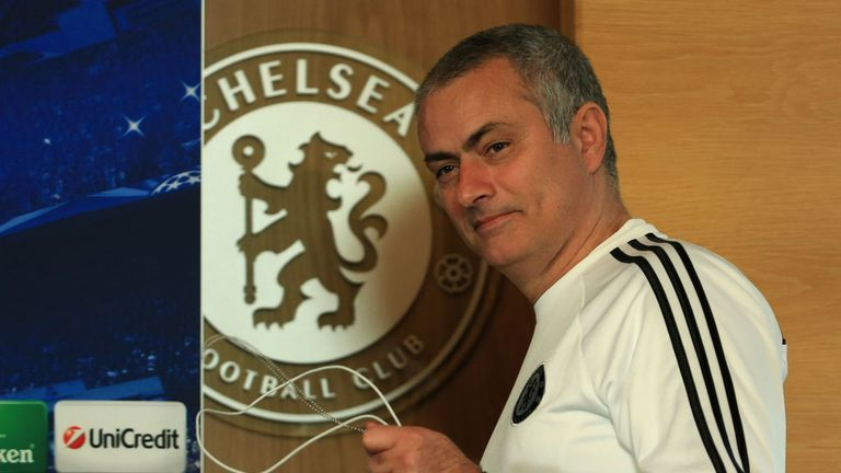 Jose Mourinho: Chelsea boss will not be adopting more defensive formations