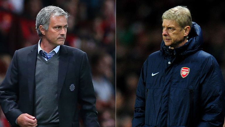 Arsene Wenger says Arsenal are ready for the visit of Jose Mourinho and Chelsea