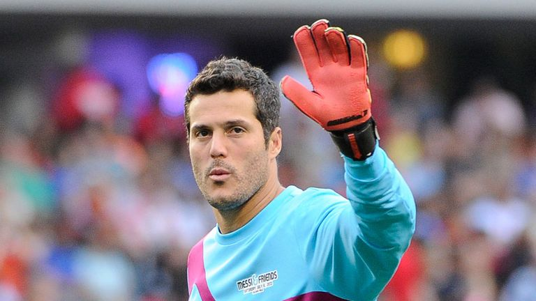 Transfer news: Julio Cesar admits he could return to QPR ...