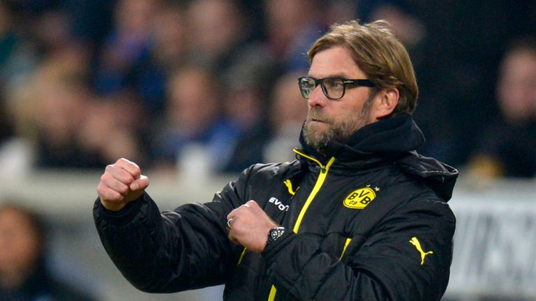 Jurgen Klopp: Blasted his players' performances