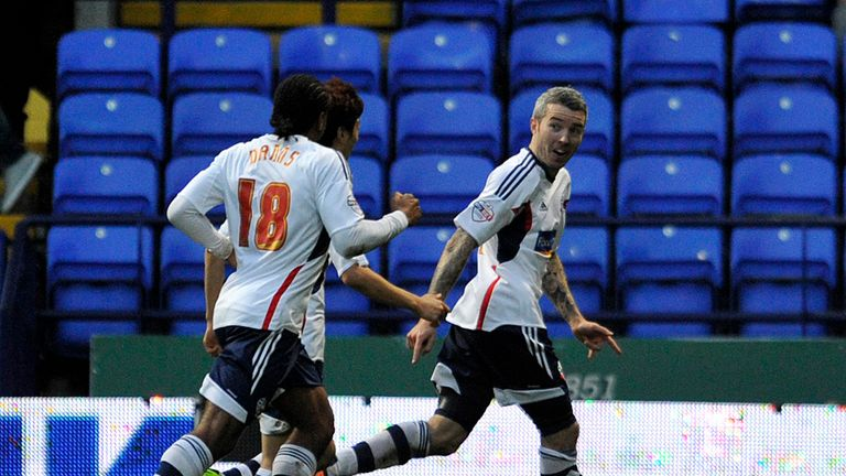 Kevin McNaughton: Got Bolton back on level terms
