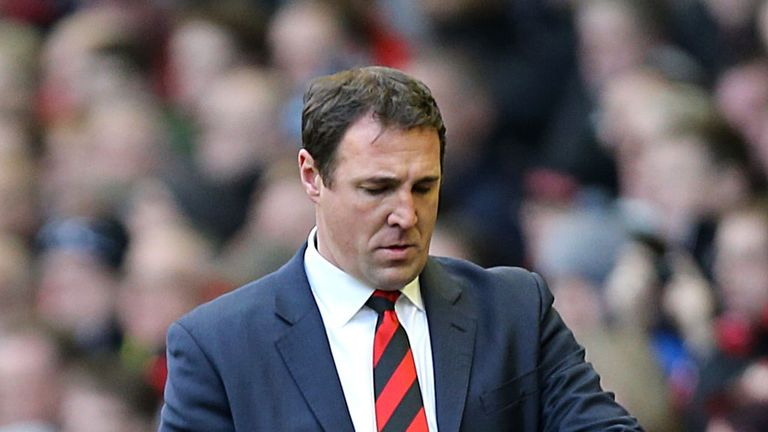 Malky Mackay: Shown the door by Cardiff