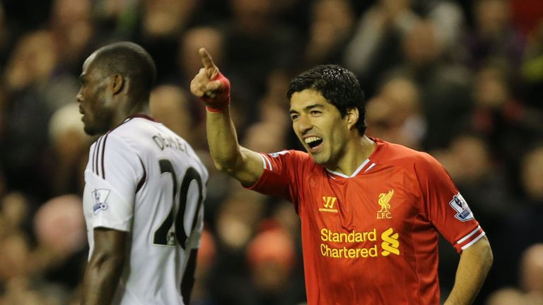 Suarez: Liverpool in good form, but will their run end at Upton Park?