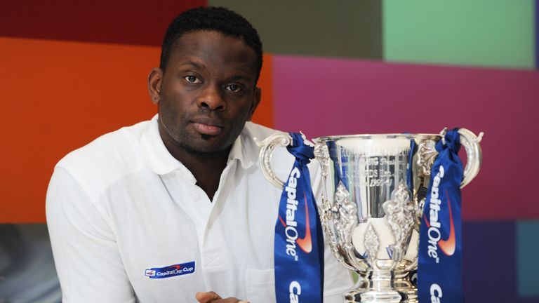 Sir Alex Ferguson believed Louis Saha was 'one of the best' centre forwards he employed
